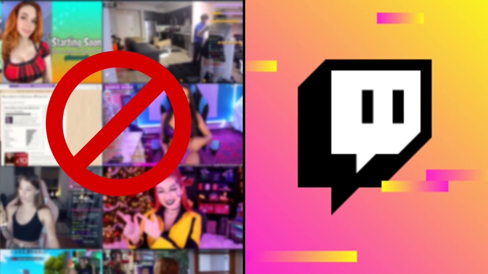 Streameuses Twitch