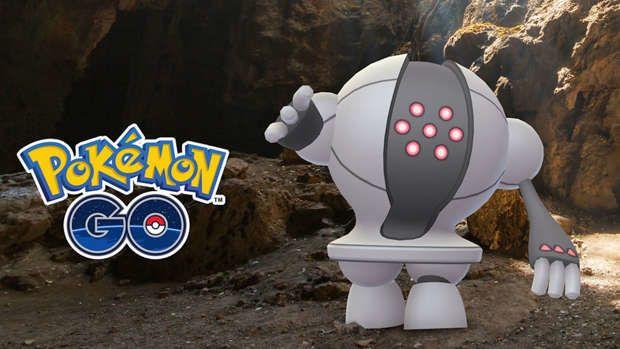 Registeel Pokémon Go