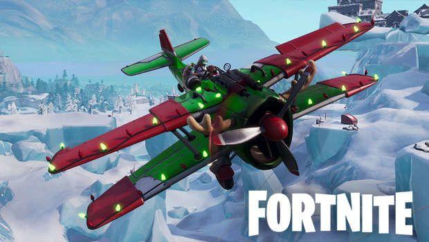 avions Fortnite Epic Games