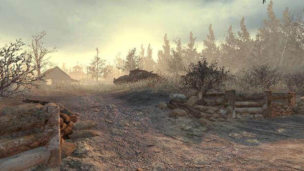 Modern Warfare 2 Wasteland Activision