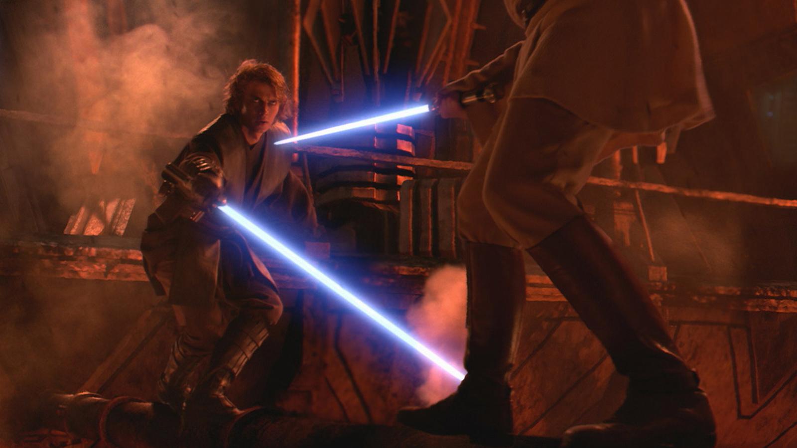 Dark Vador vs Obi-Wan Kenobi Série Disney+