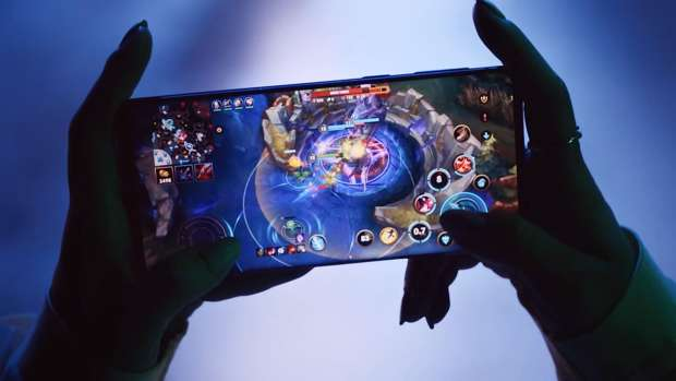League of Legends Wild Rift mobile nashor