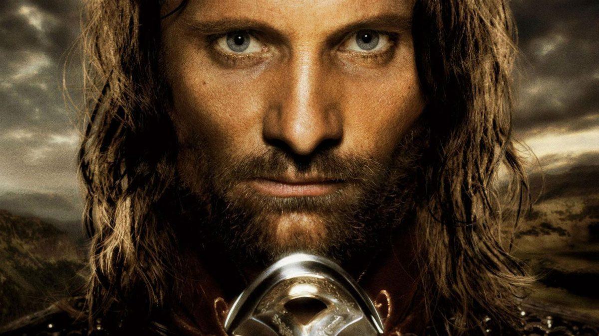 Aragorn dans le Seigneur des Anneaux