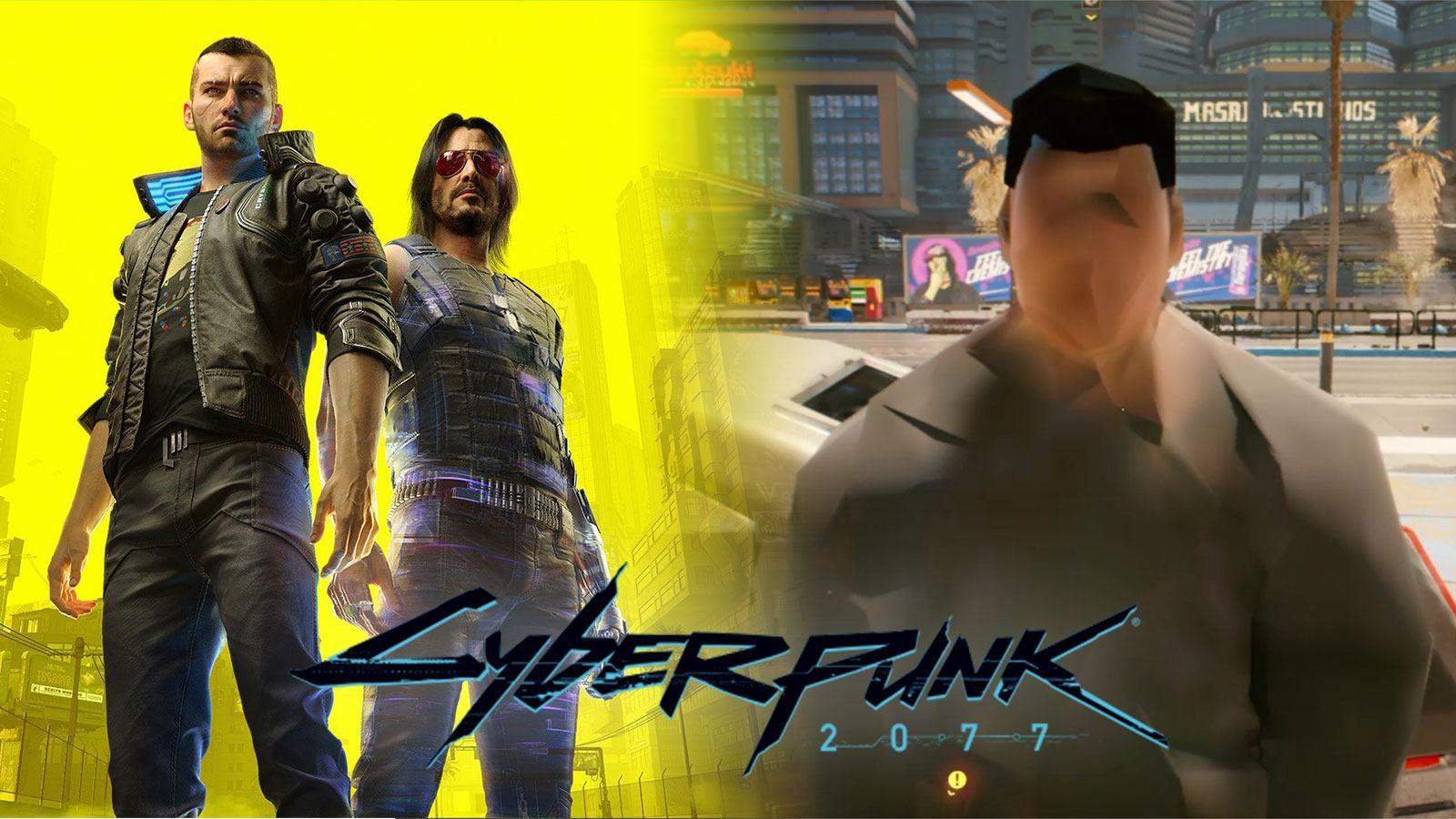 Cyberpunk 2077 sur PS4 et Xbox One