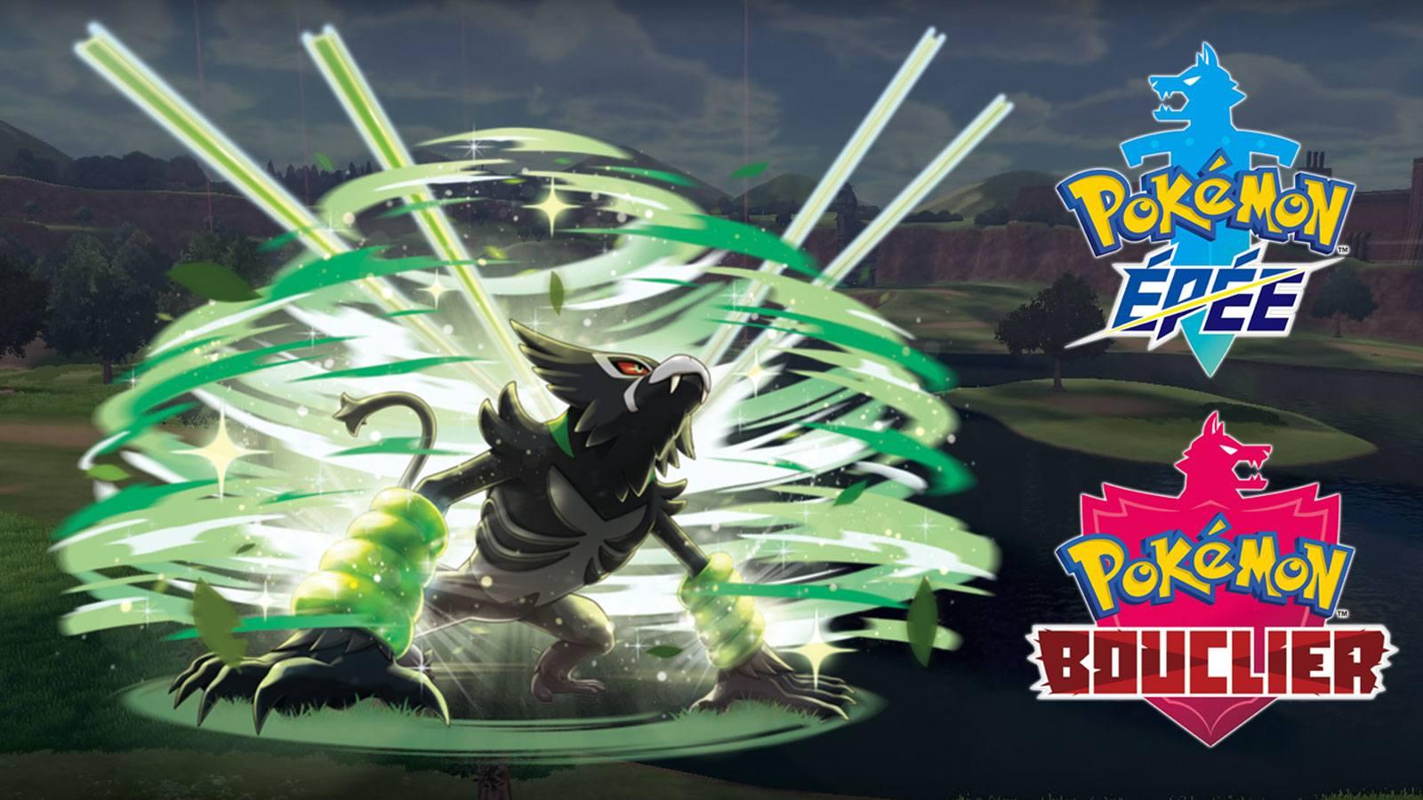 Comment obtenir Zarude dans Pokémon Épée et Bouclier