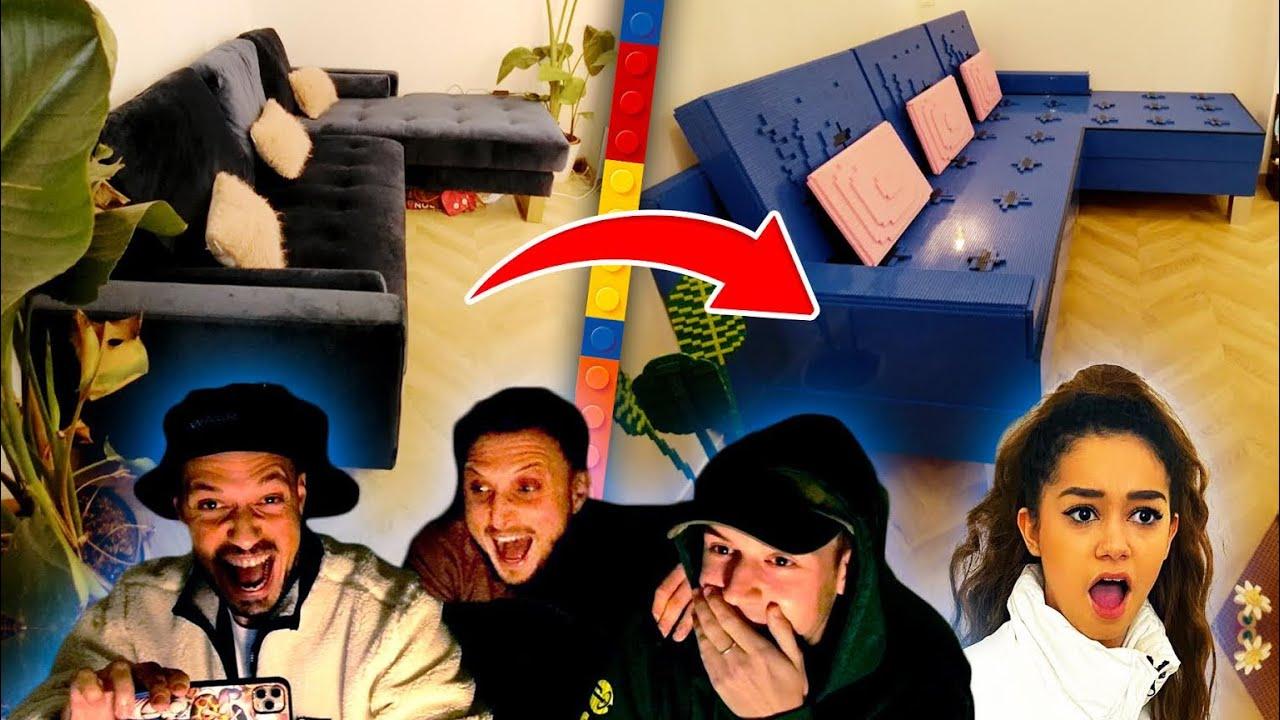 La blague de McFly et Carlito envers Léna Situations est devenue virale