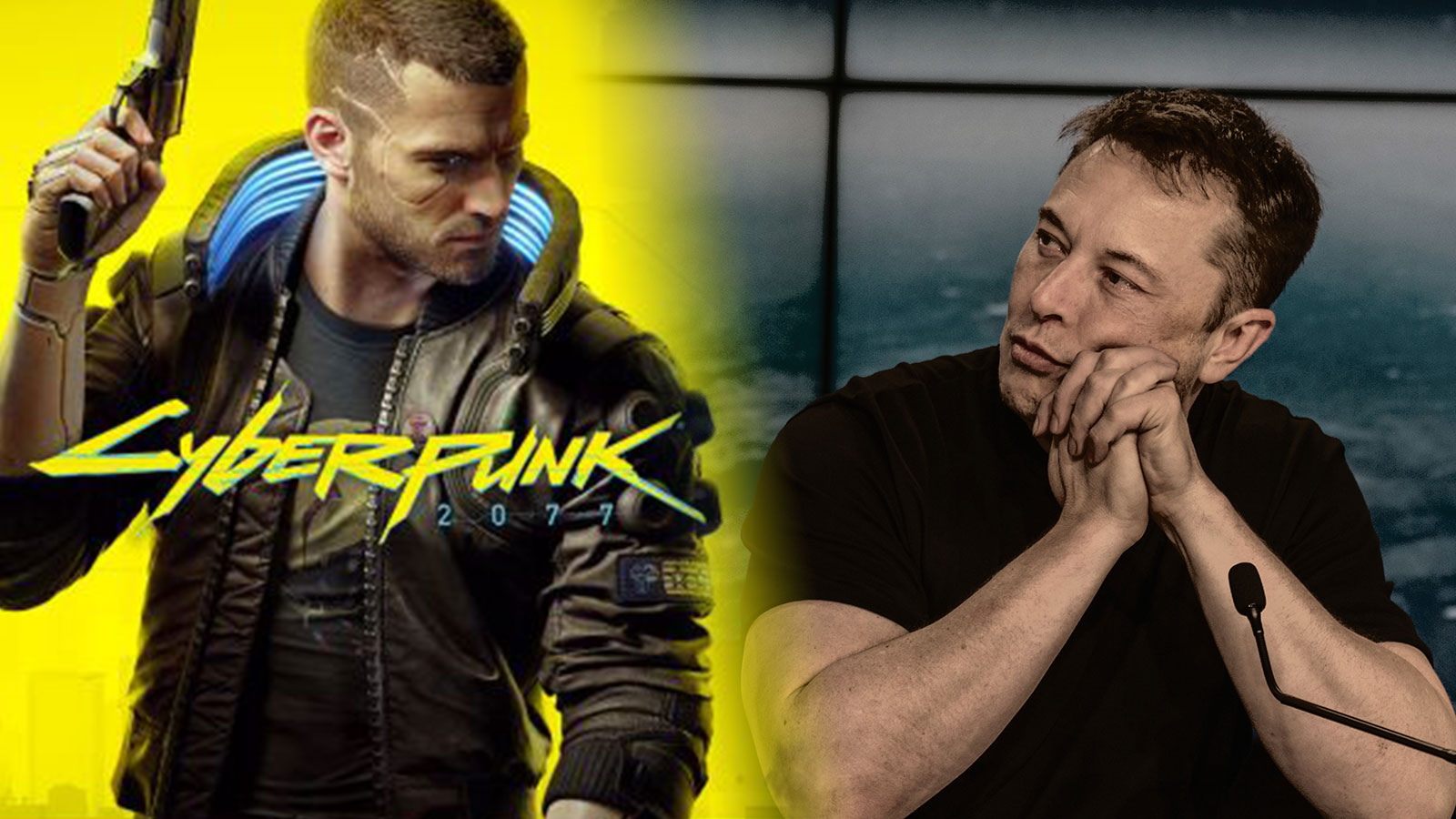 Elon Musk avait son mot à dire concernant Cyberpunk 2077