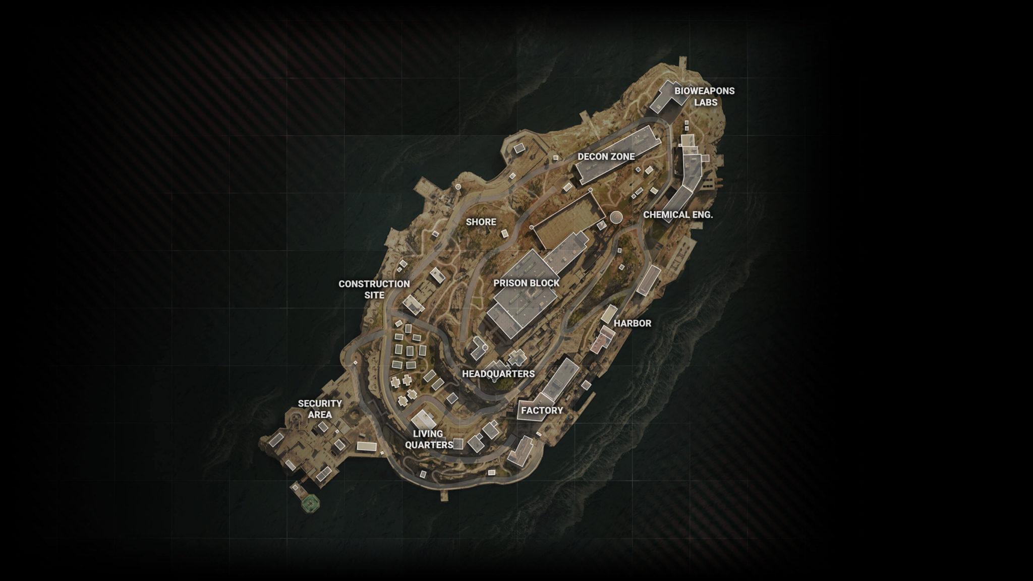 Rebirth Island se dévoile
