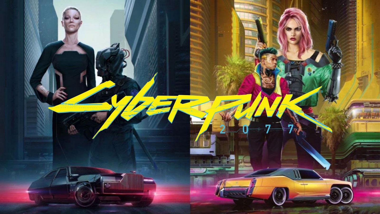 Les meilleures voitures dans Cyberpunk 2077