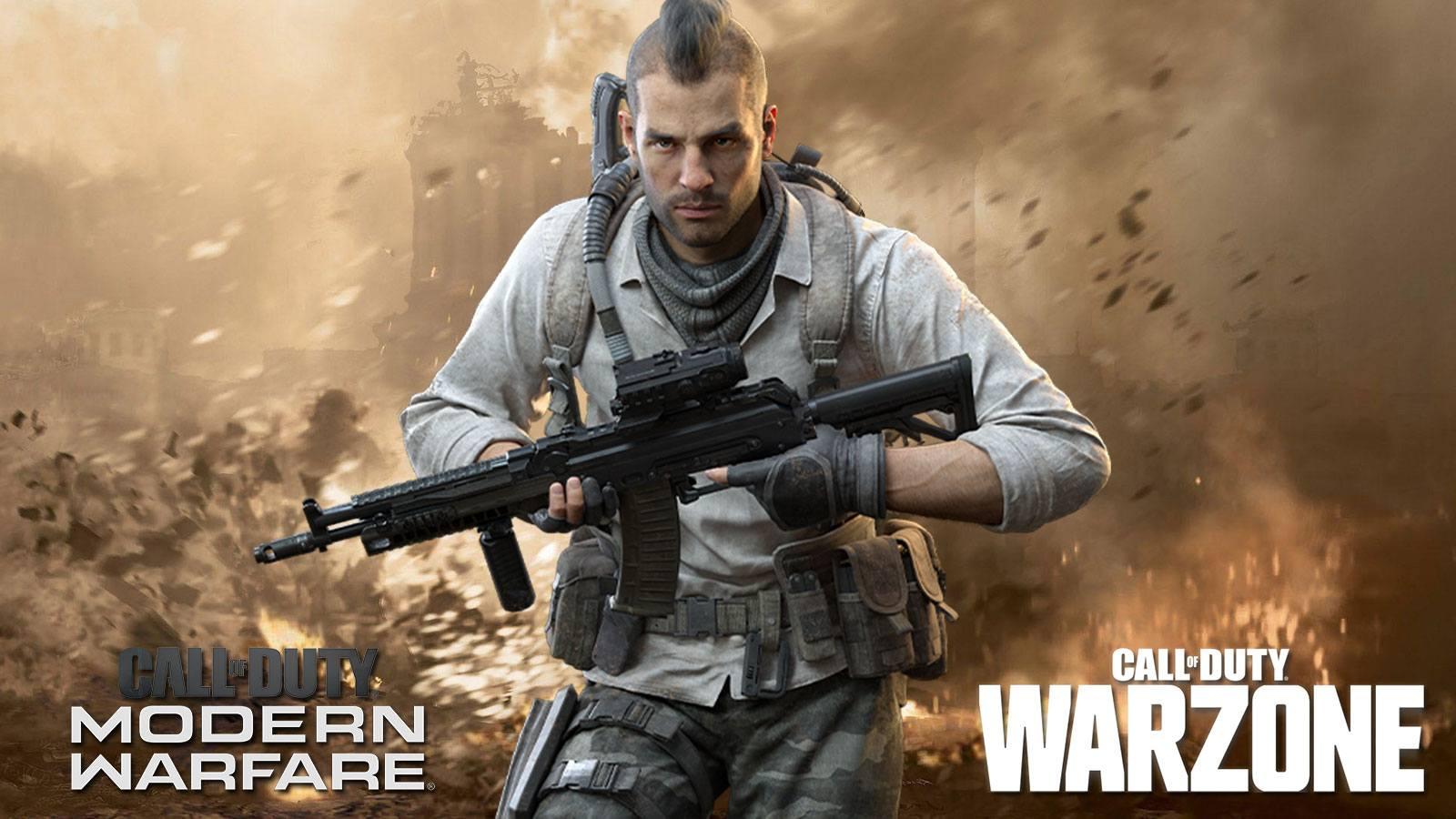 Leak d'armes et d'opérateur pour Warzone et Modern Warfare