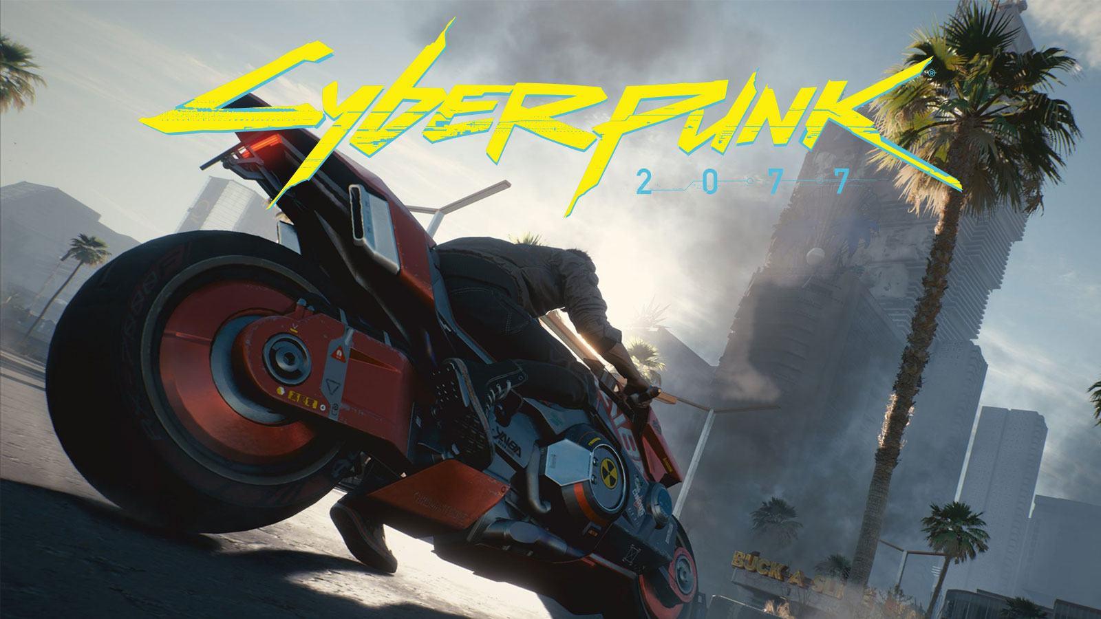 Les meilleures motos dans Cyberpunk 2077
