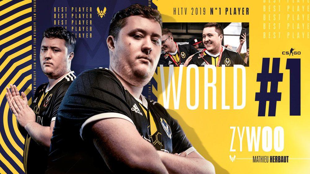 ZywOo sacré meilleur joueur du monde
