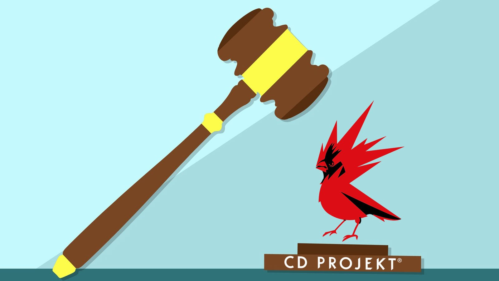 CD Projekt pourrait faire face à des poursuites judiciaires