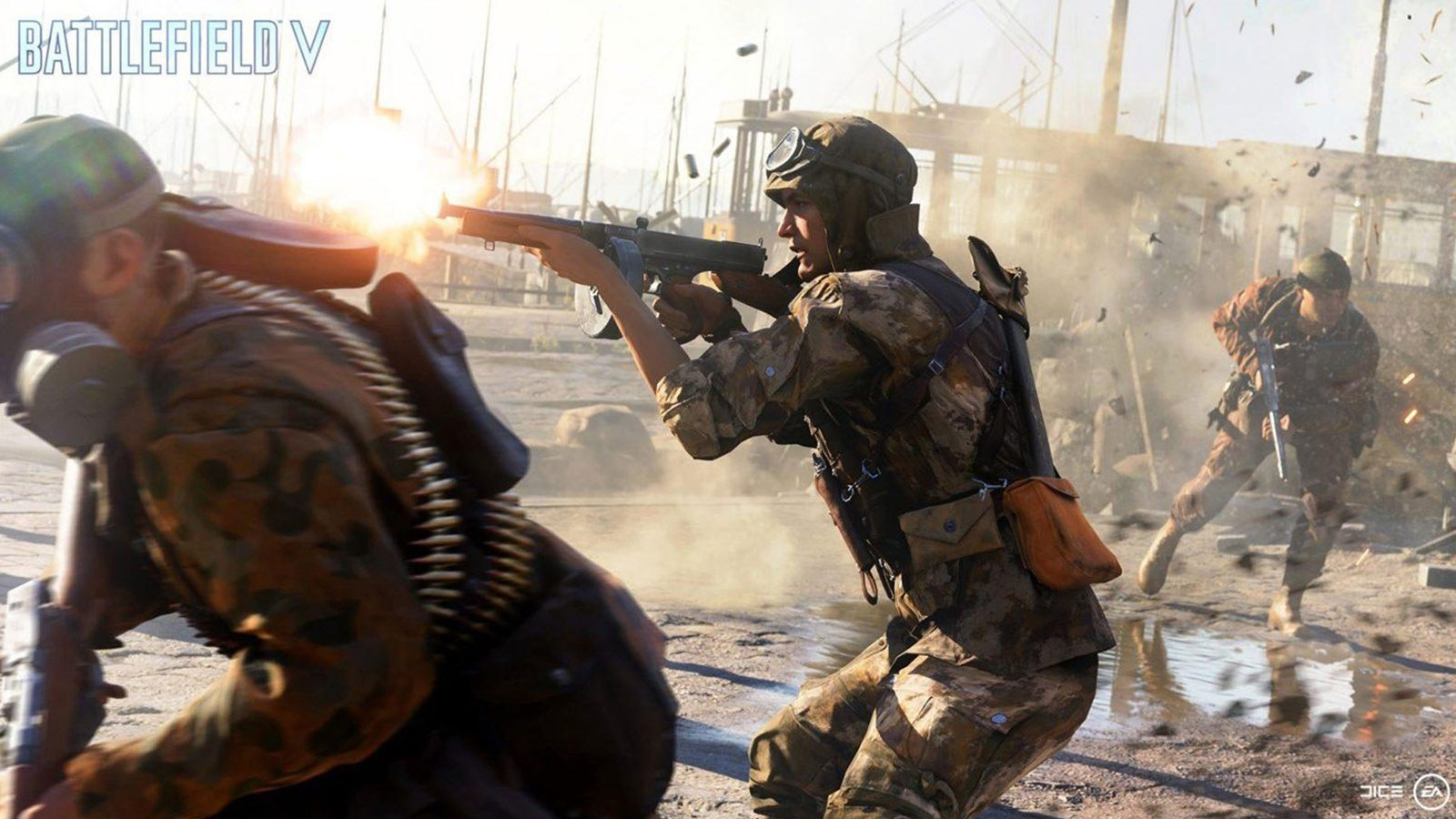 DICE | Electronic Arts