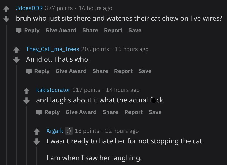 Ces utilisateurs de Reddit n'ont pas vraiment apprecié le comportement de la streameuse