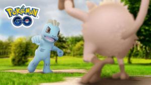 Pokémon Go Machoc Férosinge Niantic