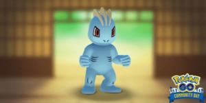 Machoc Pokémon Go Niantic