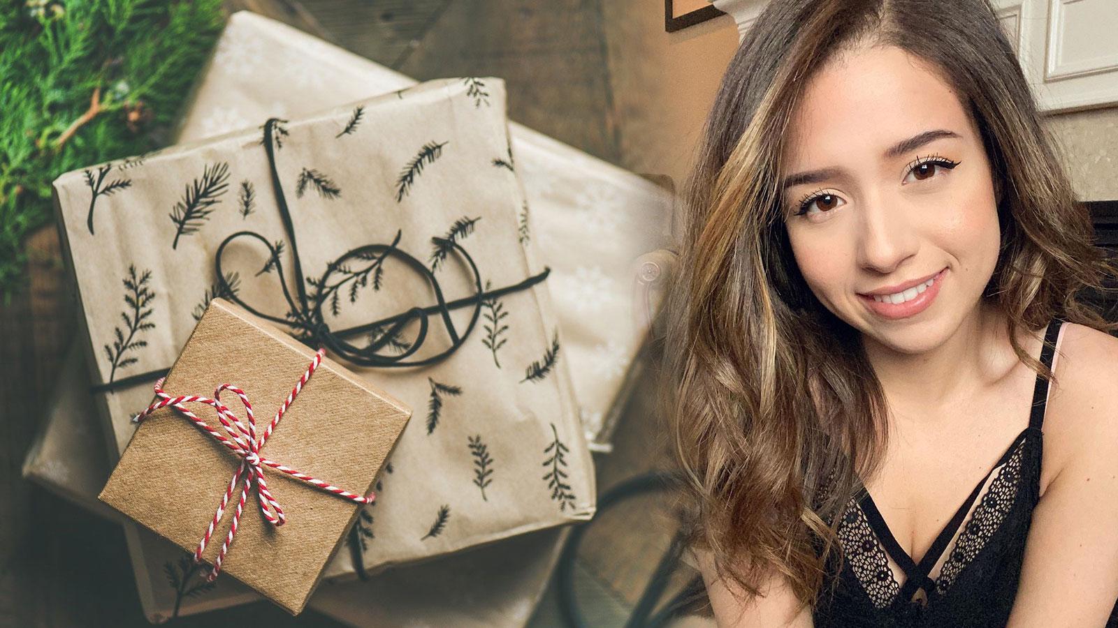Pokimane offre des cadeaux de Noël à ses fans