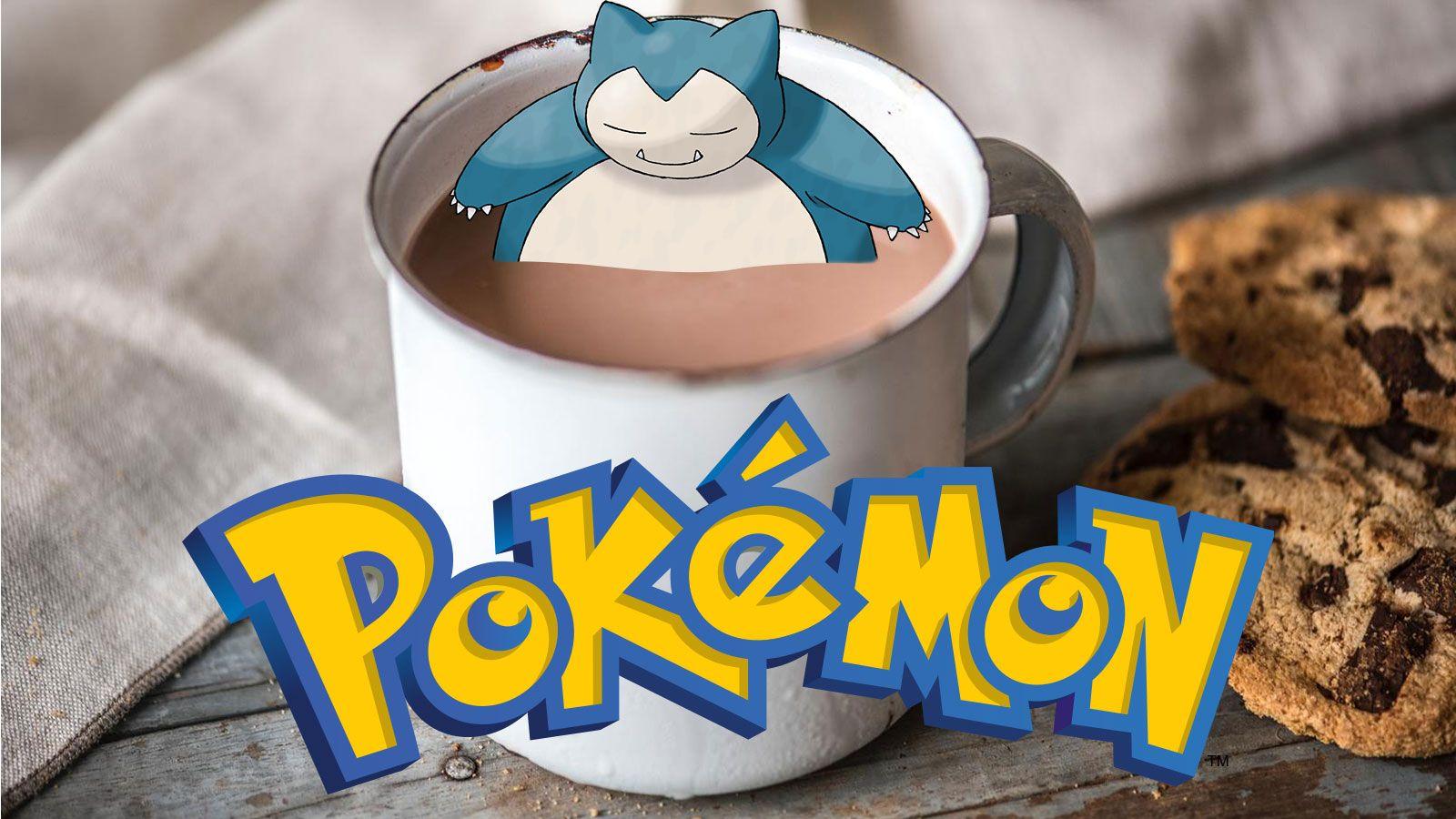 Chocolat chaud Pokémon