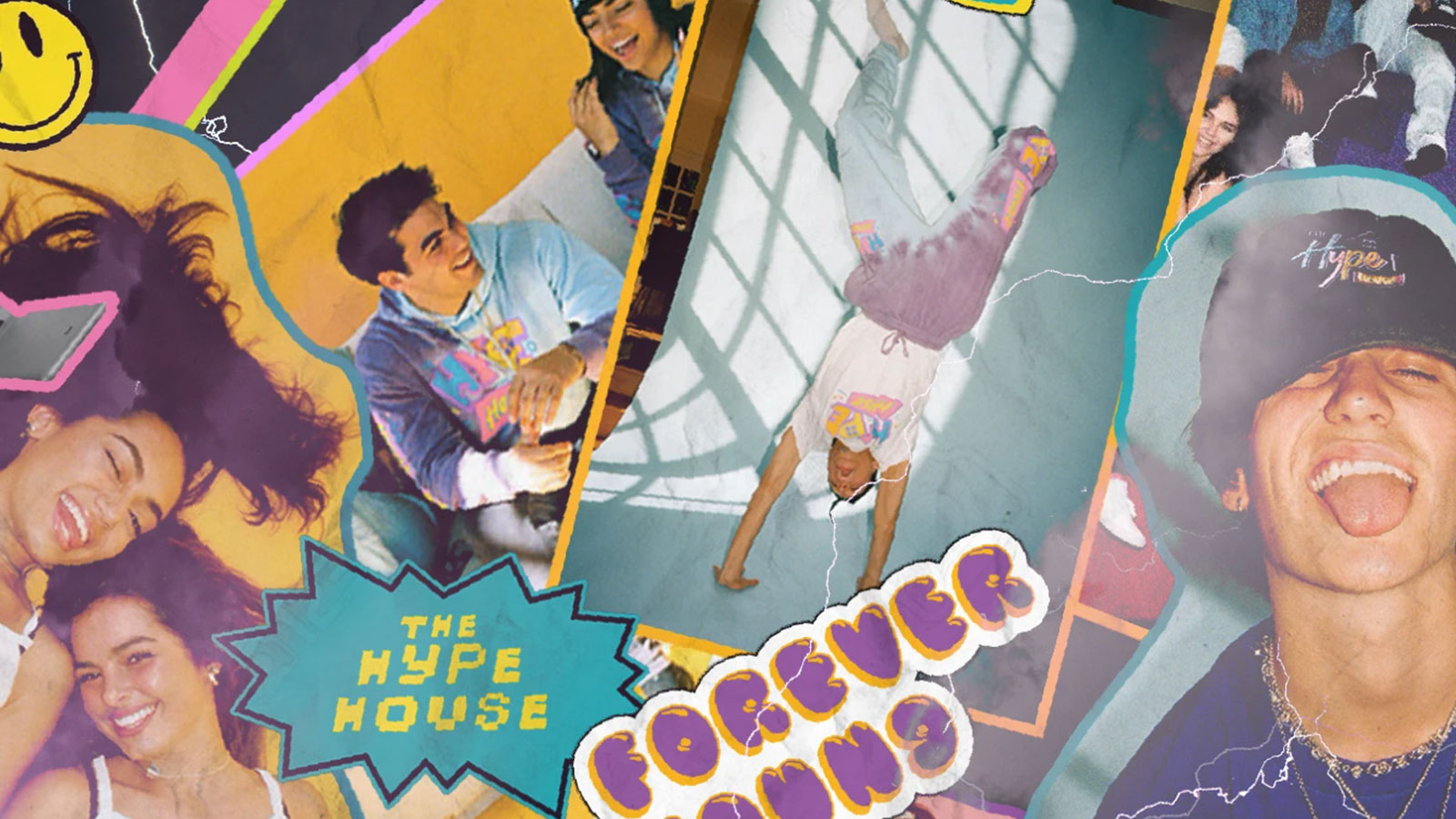 La hype house s'est offert un fabuleux nouveau manoir