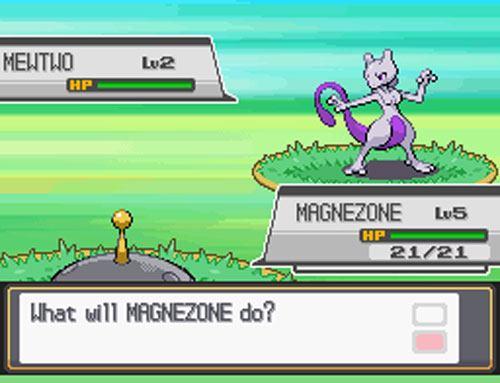 Randomizer sur pokémon