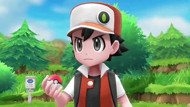 Pokémon Let's Go Game Freak Pokémon Company