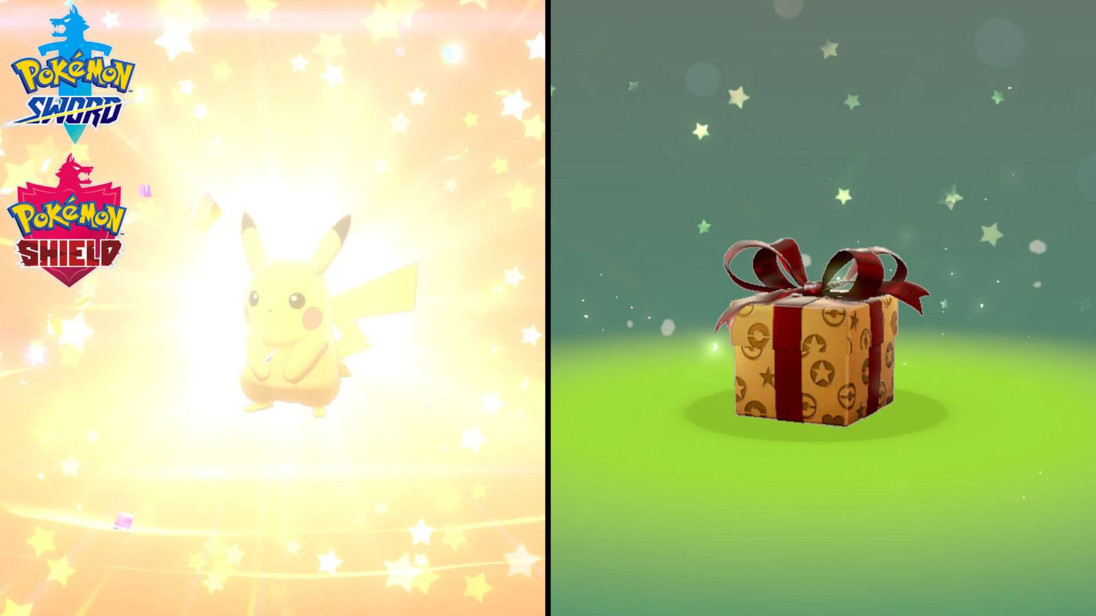 Pikachu Kibo nouvel an 2021 pokémon épée bouclier