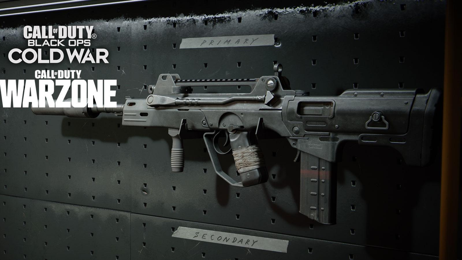 BOCW Warzone FFAR Saison 1 guide