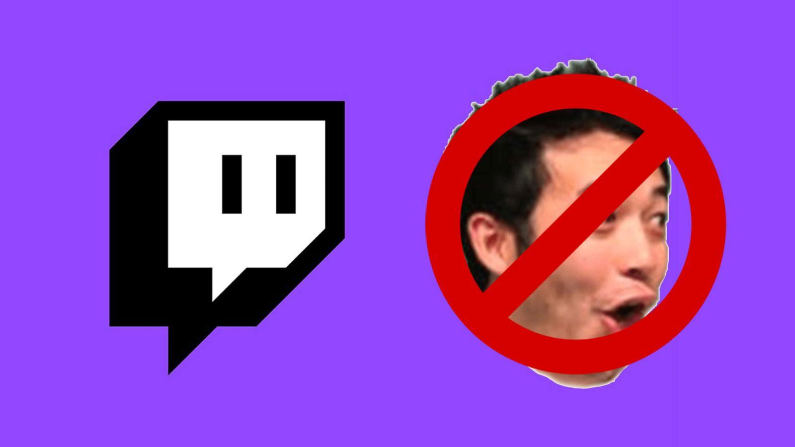 Logo Twitch emote PogChamp