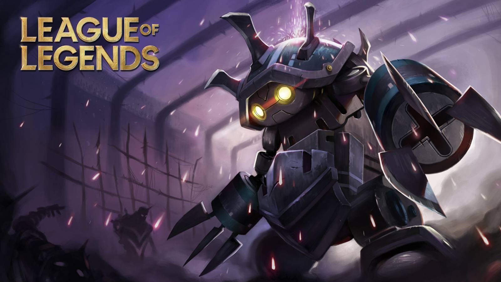 Rework Rammus League of Legends Saison 11