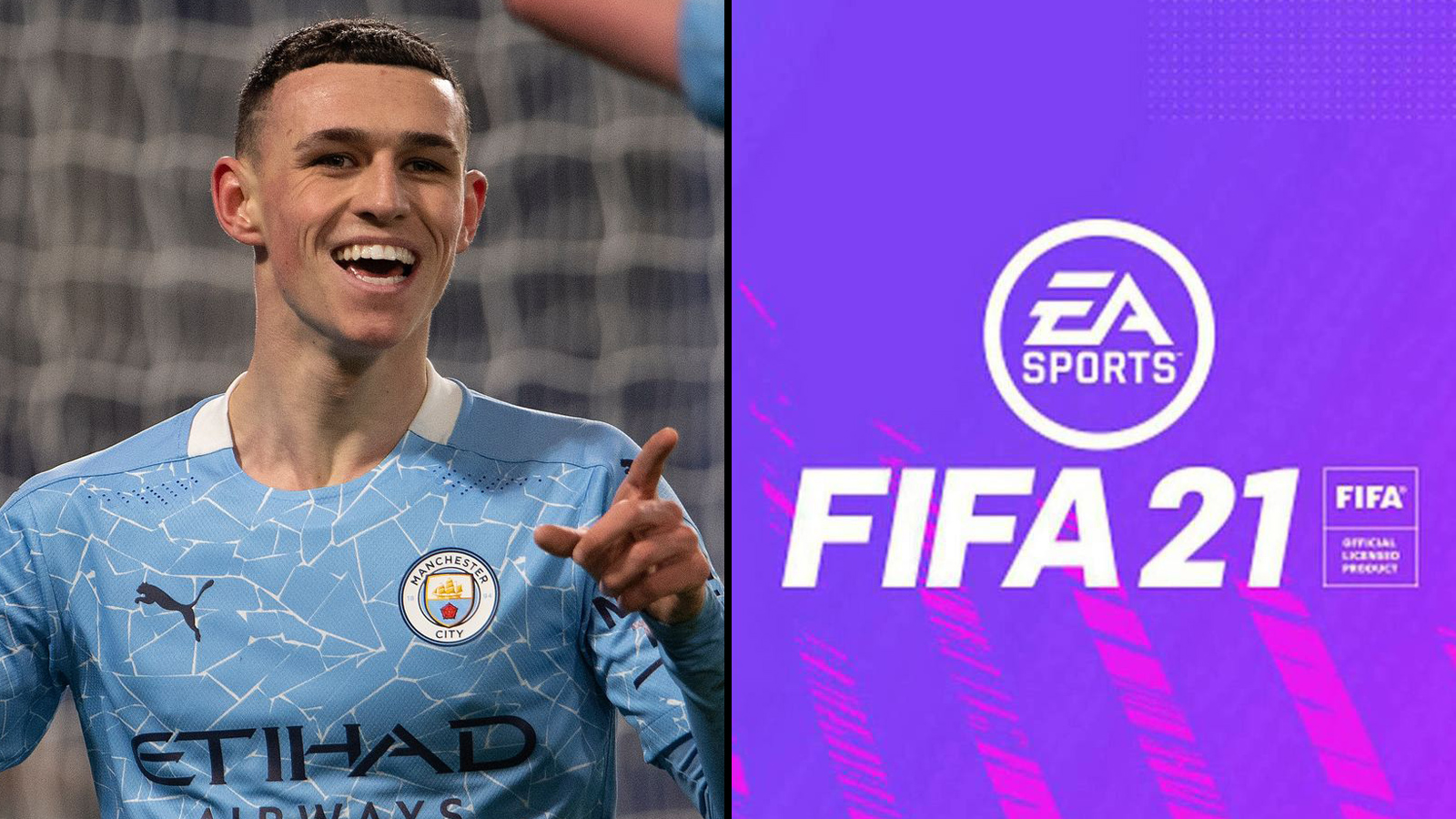 Phil Foden FIFA 21 Ultimate Team