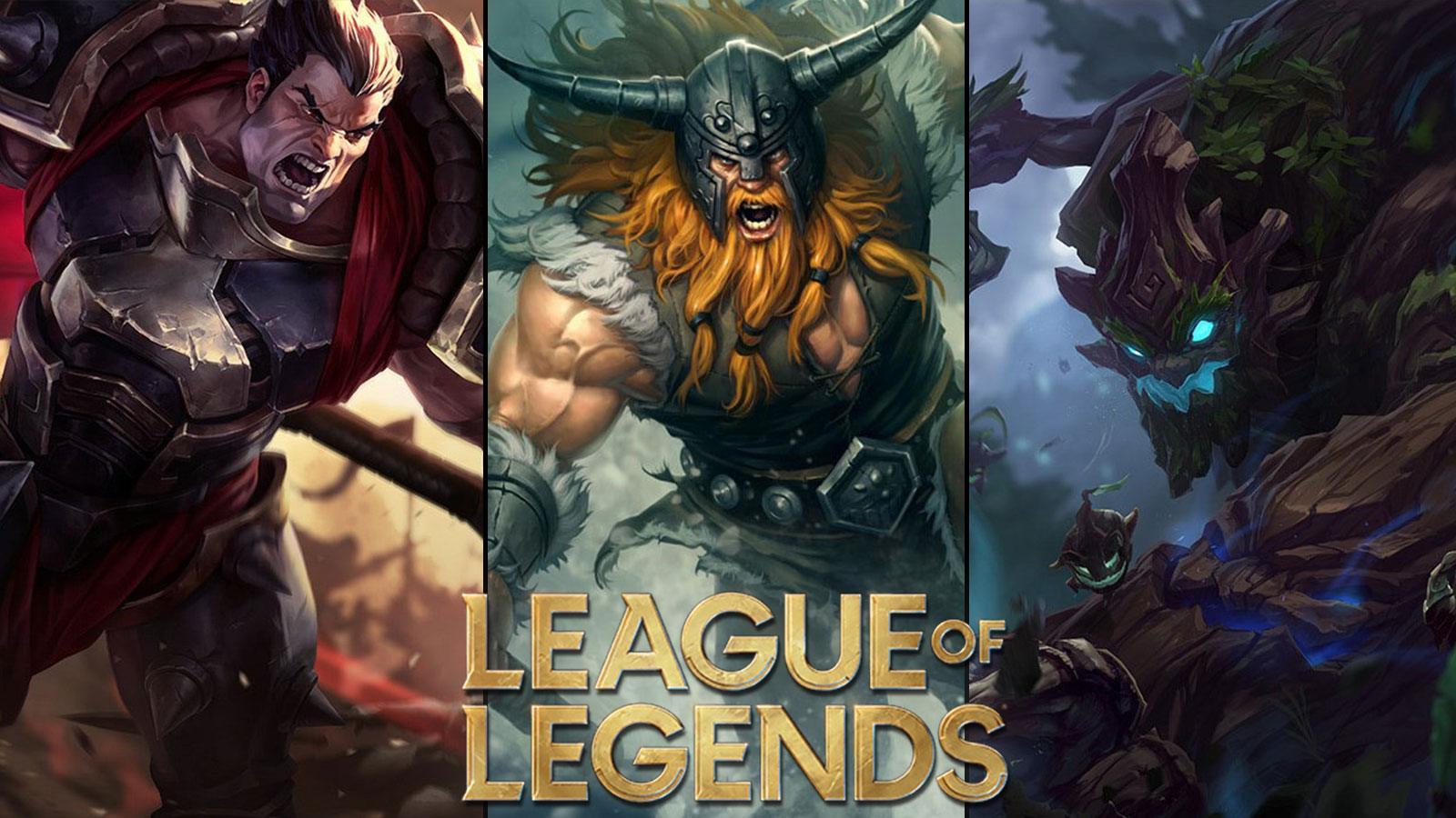 Tier list 11.1 sur League of Legends