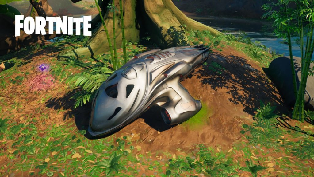 Voici ce à quoi ressemble précisément le vaisseau du Predator