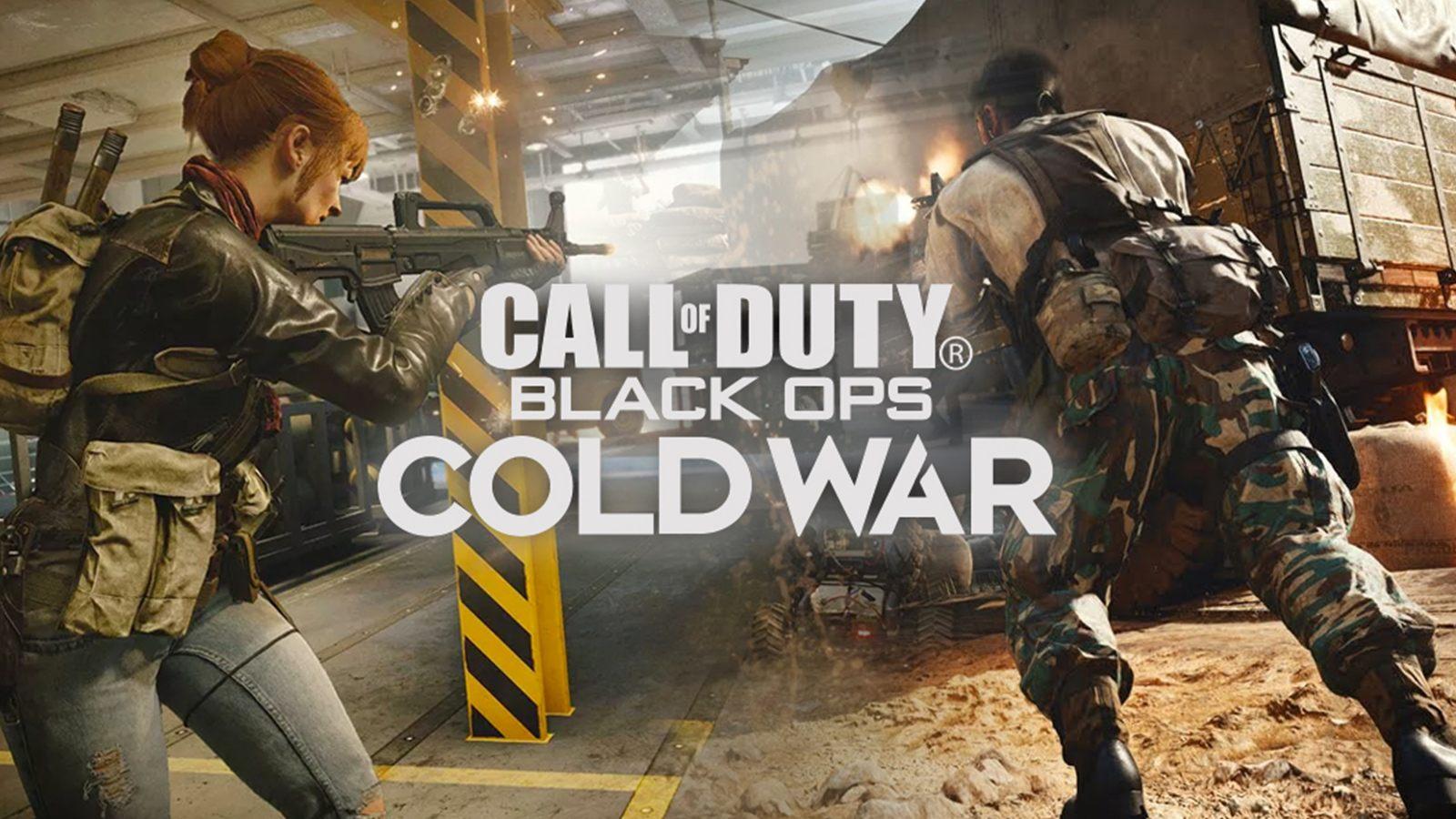 Mode Ligue Black Ops Cold War