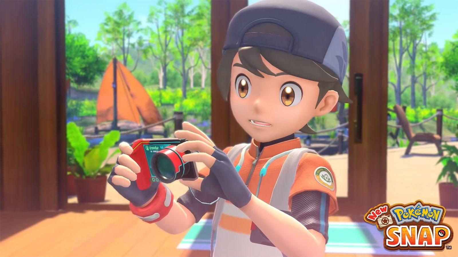 Trailer de New Pokémon Snap