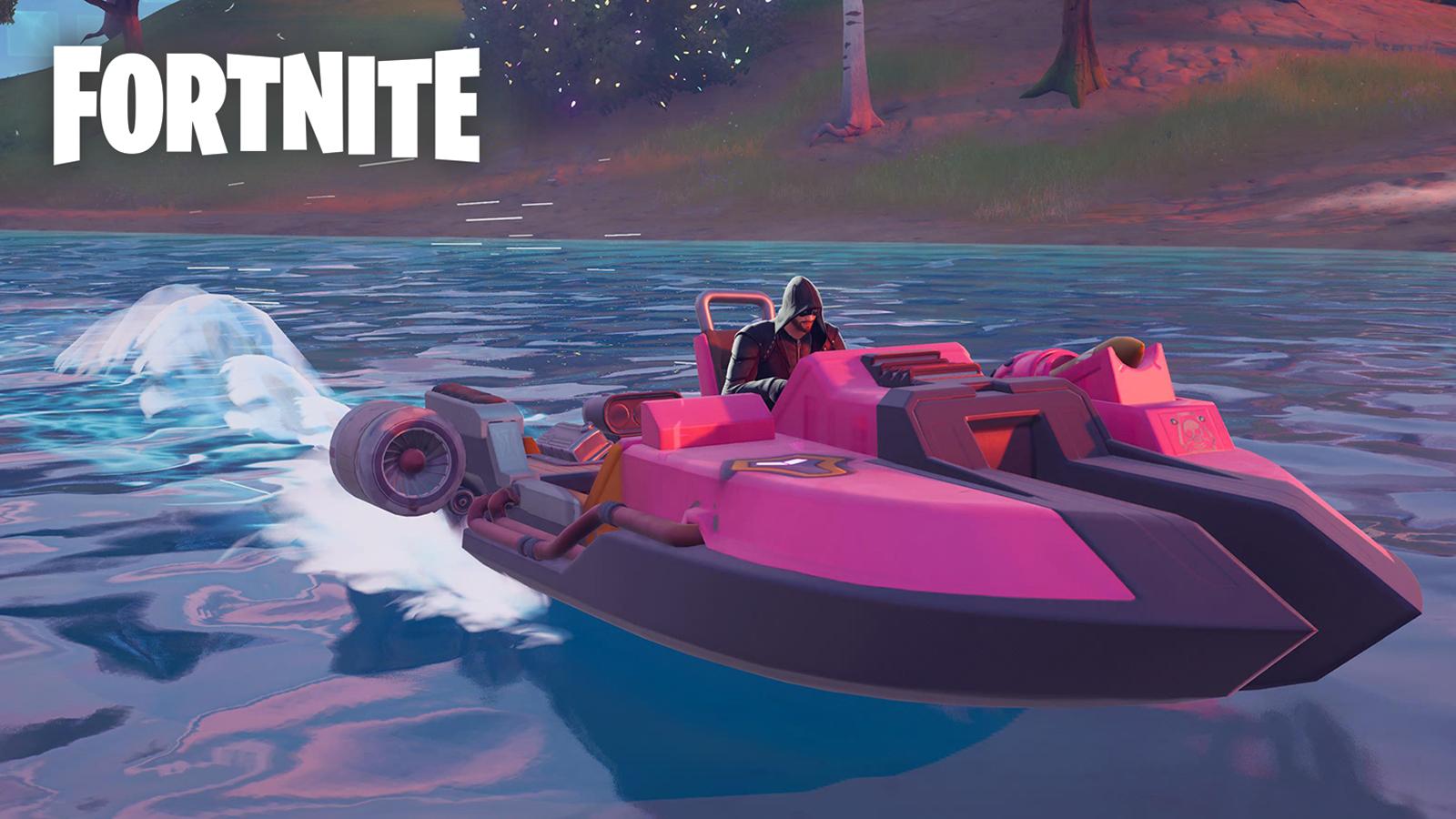 Les joueurs de Fortnite demandent le retrait des défis de véhicules