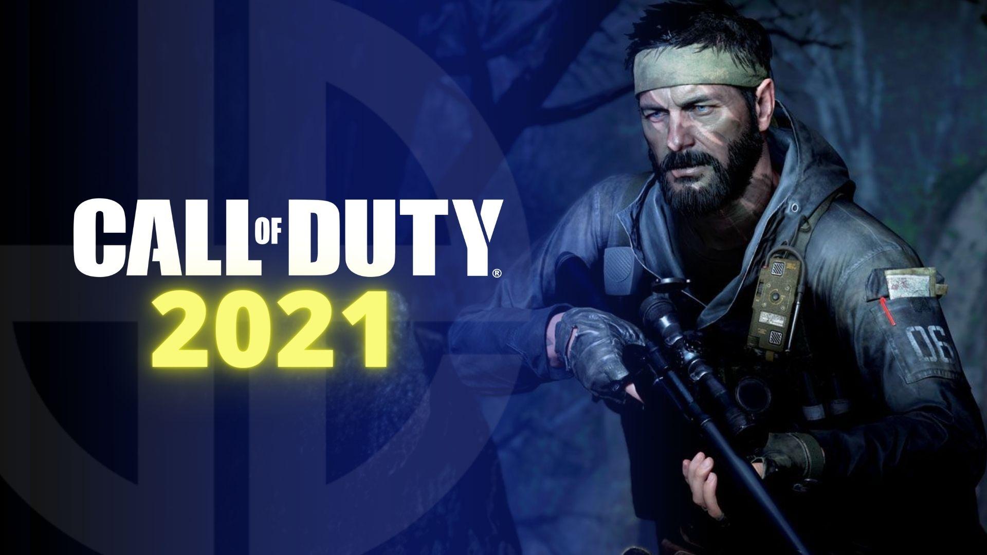 Tout ce que l'on sait jusqu'à présent sur Call of Duty 2021