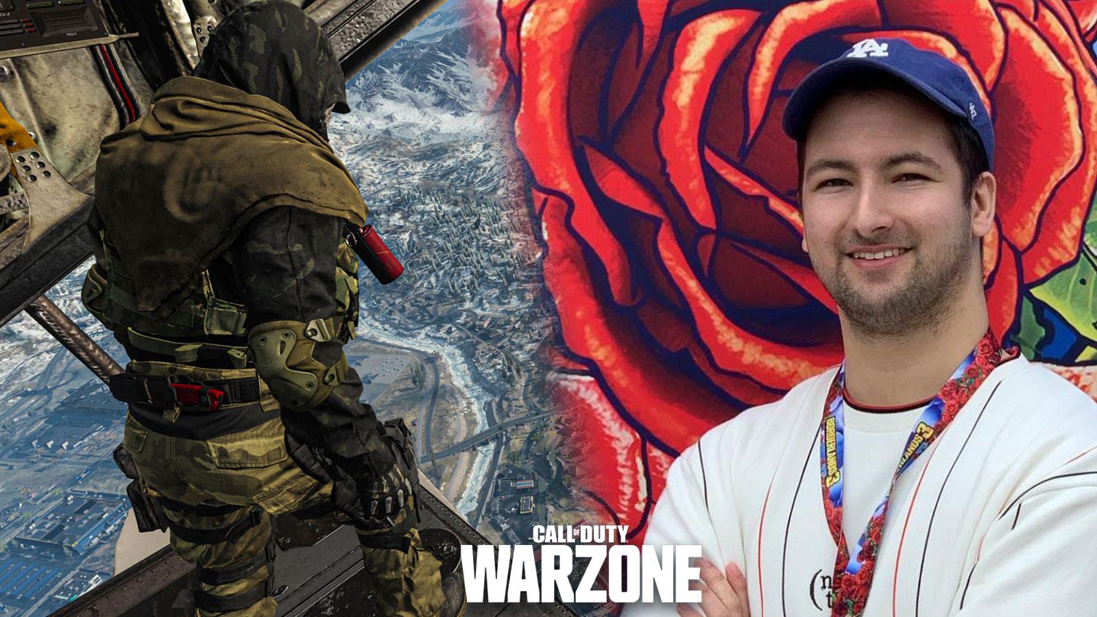 MrDalekJD a partagé son plus grand souhait à propos de Warzone