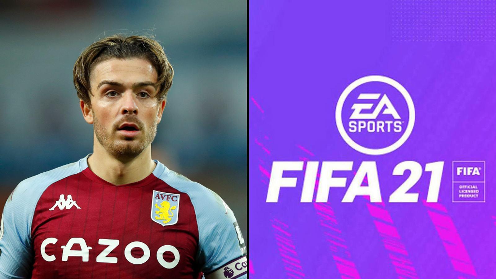 Jack Grealish FIFA 21 Ultimate Team