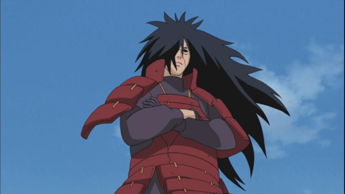 Madara Uchiwa Naruto