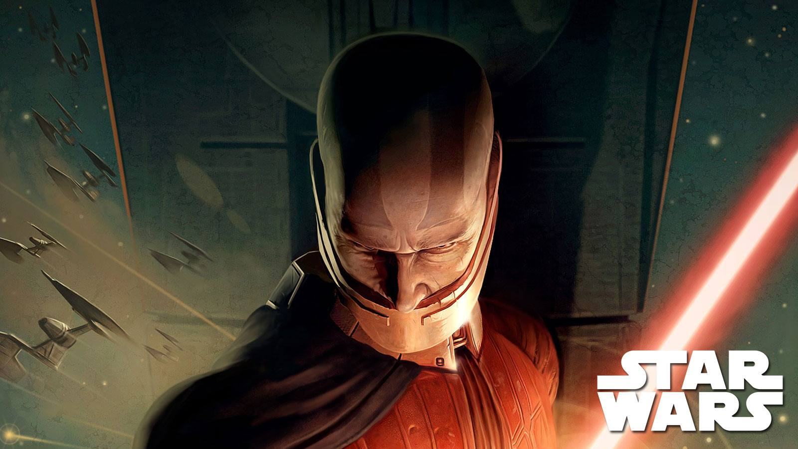 Le jeu Star Wars Knights of the old Republic