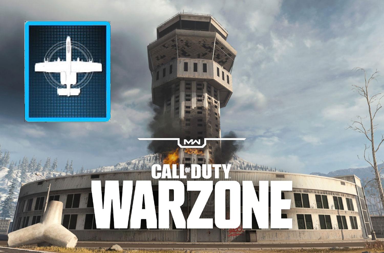 Astuce avec la Frappe aérienne sur la tour de Warzone