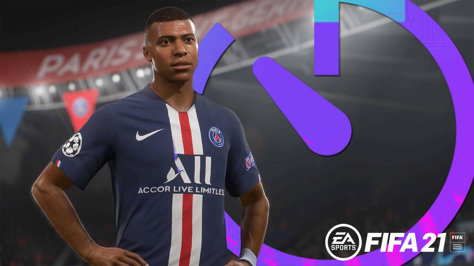 Polémique sur le temps de jeu en FUT sur FIFA 21