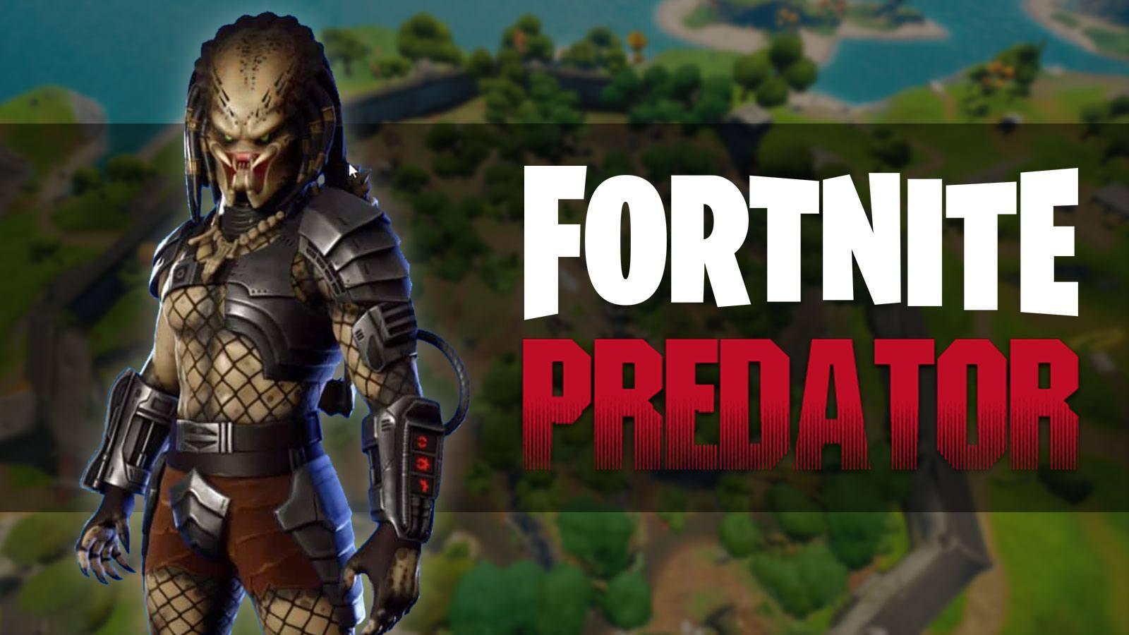 Comment vaincre Predator sur Fortnite ?