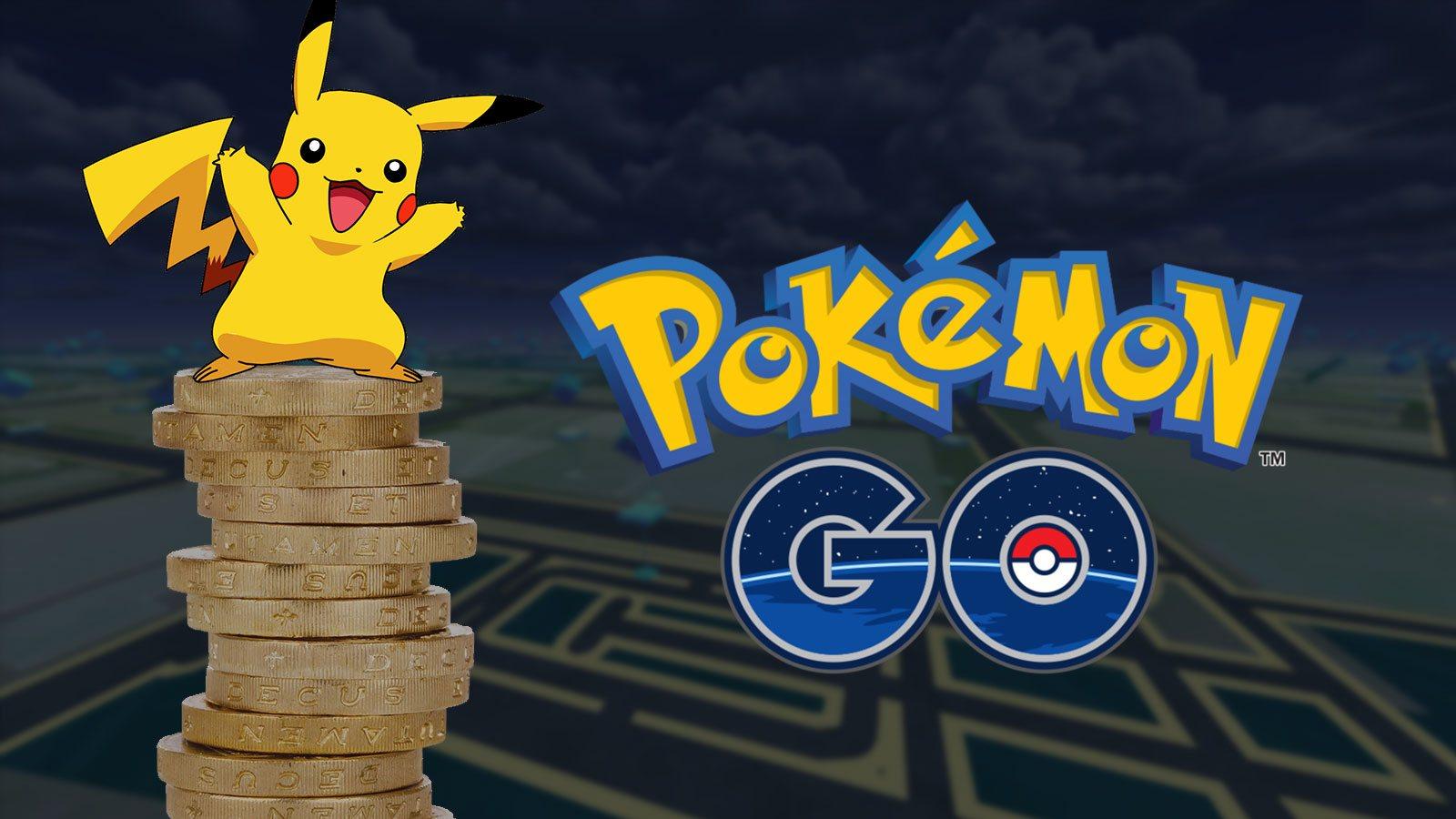 Un système d'abonnement dataminé sur Pokémon GO