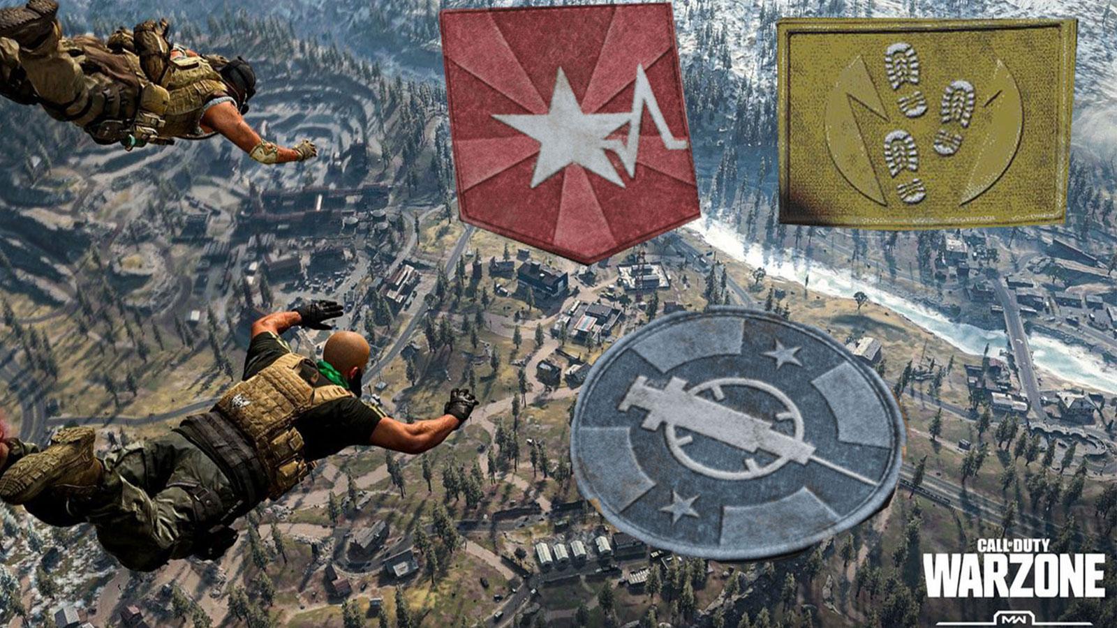 Les atouts de Warzone