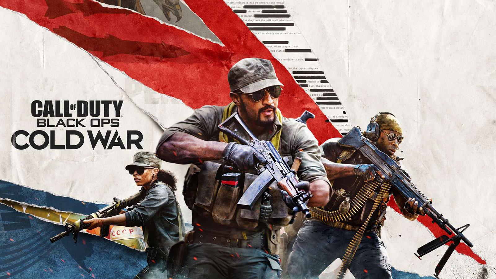 Image de Call of Duty Black Ops Cold WAR