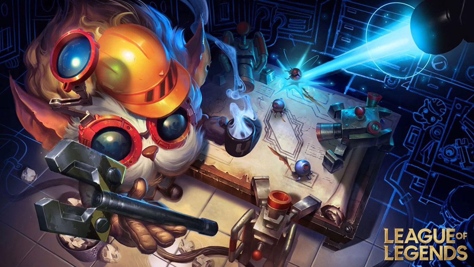 Riot Games corrige le bug de MMR sur LoL