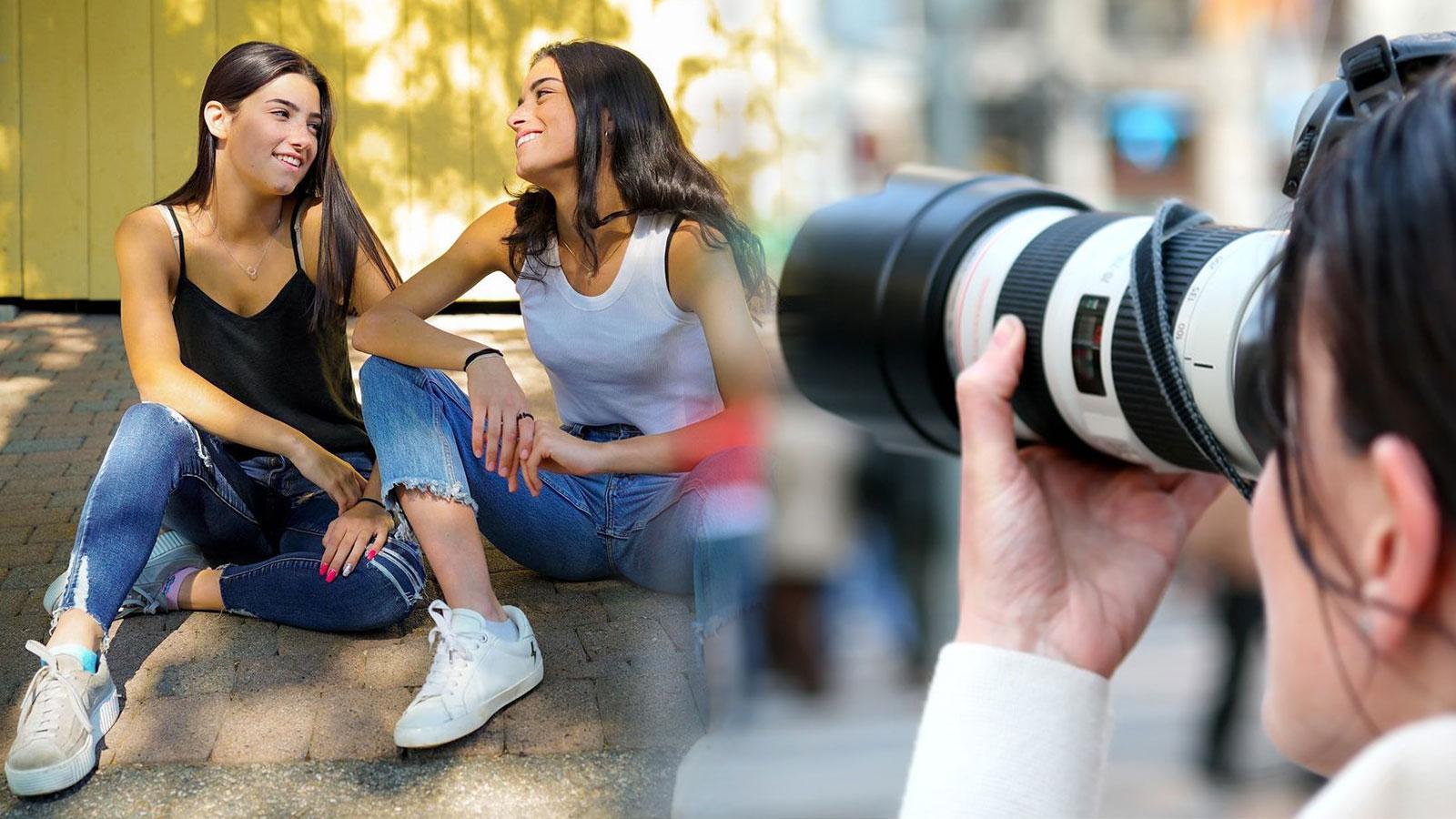Charli & Dixie D'Amelio critiquent les paparazzi qui les suivent partout