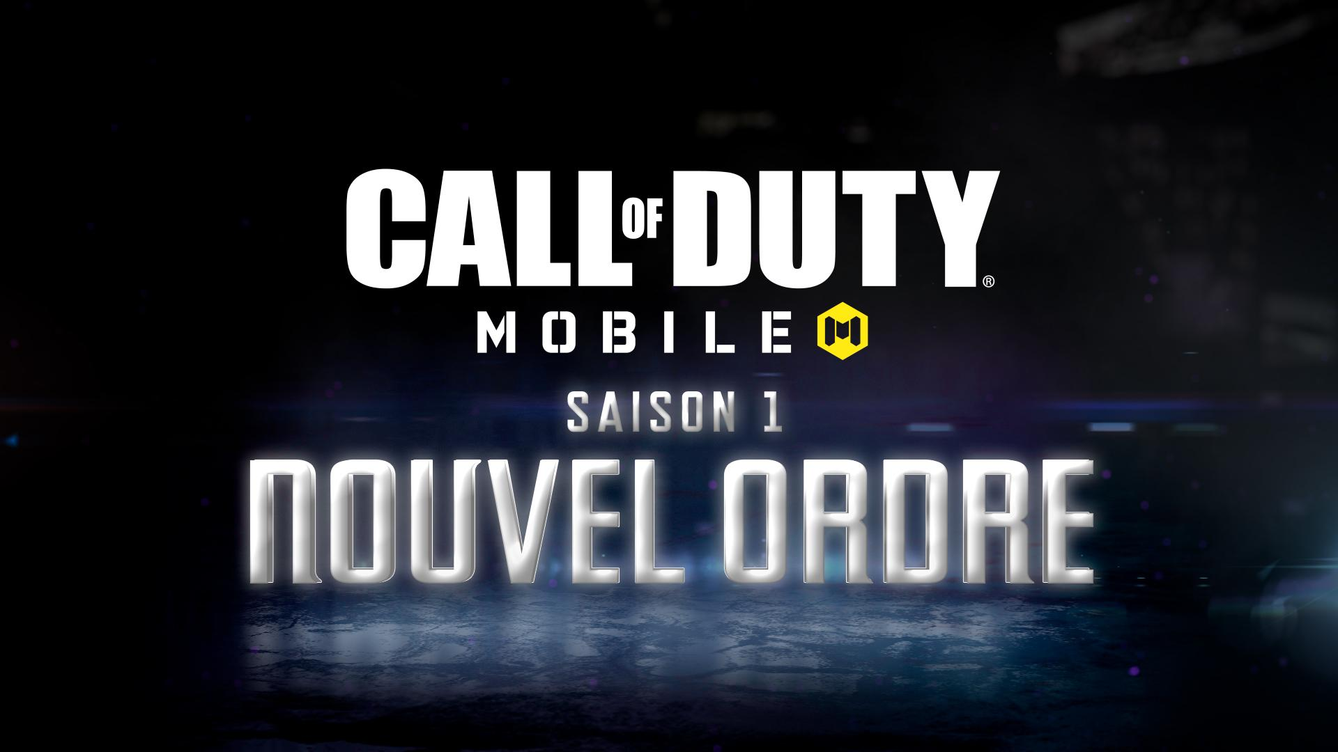 La saison 1 de Call of Duty Mobile se profile à l'horizon